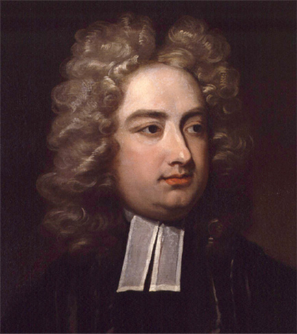 About Jonathan Swift